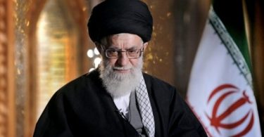 Iran's supreme leader accuses US & Britain of trying to overthrow Islamic republic