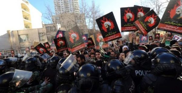 Two Iranian Protesters Killed in Anti-Government Demonstrations