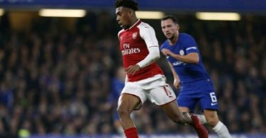 Carabao Cup: Moses, Iwobi in action as Arsenal battle Chelsea to draw