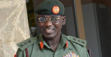 2019: Army chief Buratai warns officers