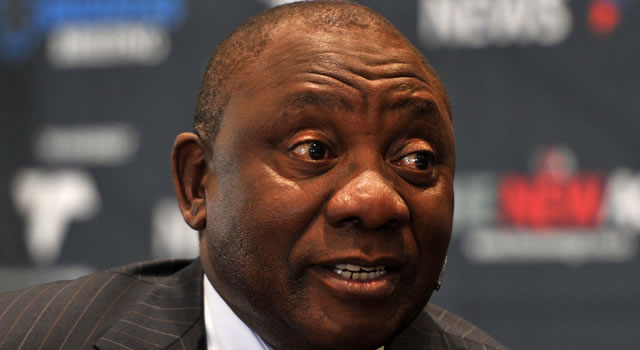 Transitioning From Zuma to Ramaphosa