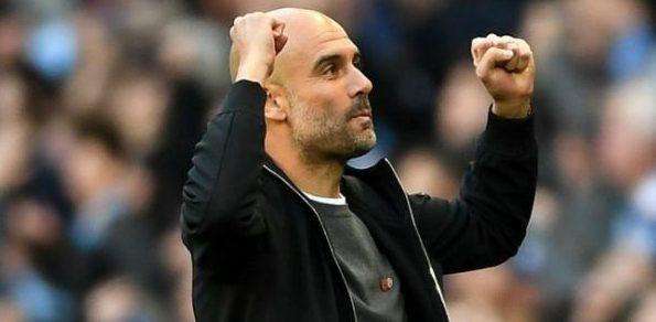 Guardiola targets 10 more victories to win Premier League