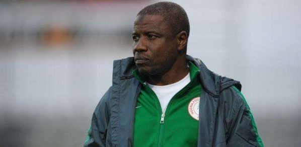 Salisu Yusuf wants Eagles to top Group C