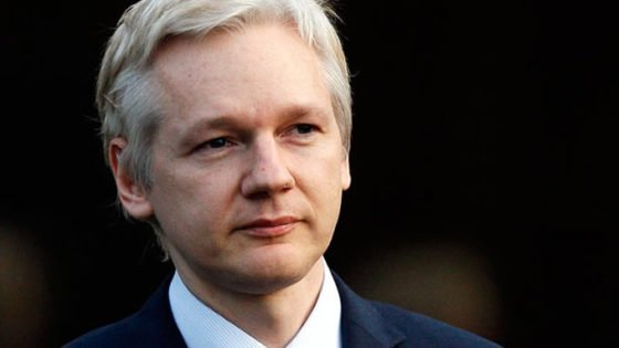 Julian Assange granted Ecuadorian citizenship after 5 years in embassy