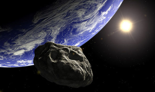 Sized asteroid to fly past Earth safely