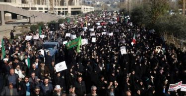IRAN: Anti-govt protests enters day 6 despite claims unrest is over