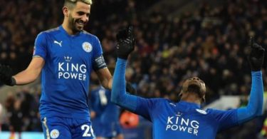 Iheanacho makes history, nets brace as Leicester reach FA Cup 4th round
