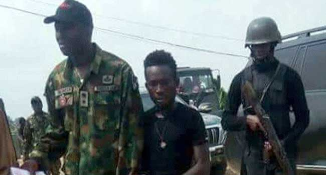 Like Boko Haram founder, Army guns down notorious militant leader arrested in Bayelsa