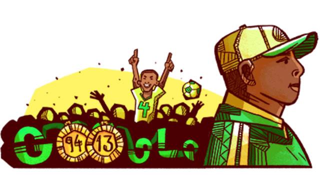 Google honours Stephen Keshi with Doodle