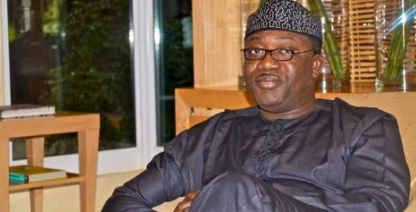 Ekiti bans ex-Gov Fayemi from holding any public office in the state over alleged fraud