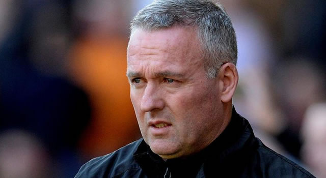 Struggling Stoke appoints Paul Lambert