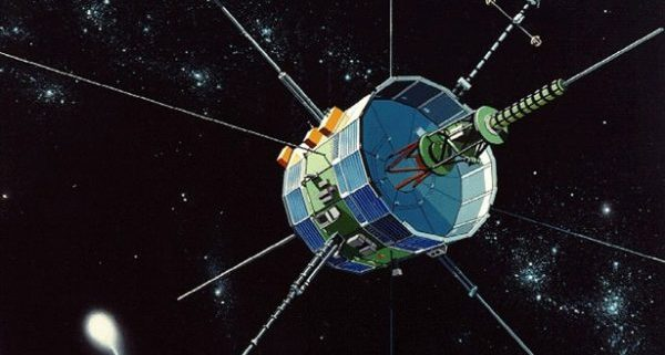 NASA in UPROAR as missing £93m satellite found after 13 YEARS