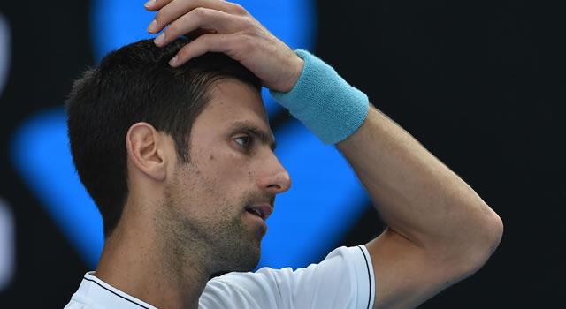 Six-time champion Djokovic knocked out of Australian Open