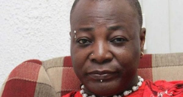 PVC: Charly Boy storms INEC, says Nigerians must resist rigging in 2019