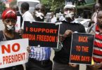 KENYA: Authorities lift ban on 2 TV stations, but protesters hit streets over 2 others still blocked
