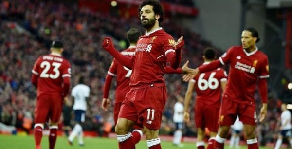 Liverpool ace Mohamed Salah backed to equal Harry Kane record 'easily'