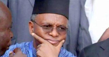 Kaduna APC crisis deepens as faction suspends Gov El-Rufai for 6 months