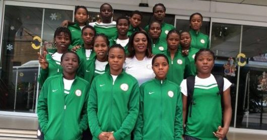 Cameroon stop Nigeria from qualifying for Federation Internationale de Football Association U-17 Women's World Cup