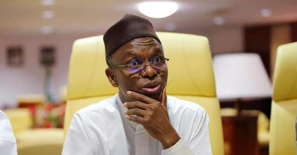 Outrage as Governor El-Rufai demolishes APC faction's office