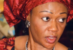 Buhari dumped my husband after using him to emerge president –Tinubu's Wife
