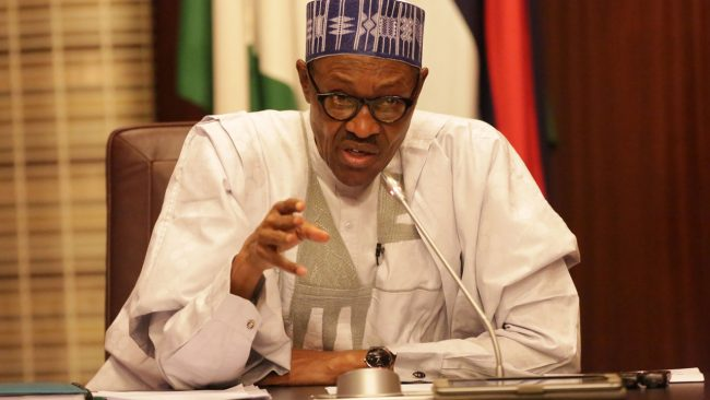 2019: 'Treasury looters' behind call for Buhari not to seek re-election- Group