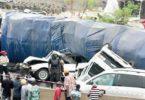 BAUCHI: Tragedy as 22 secondary school students perish in auto crash