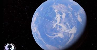 BIZARRE! Alien hunter discover 13,000-mile line stretching across planet earth