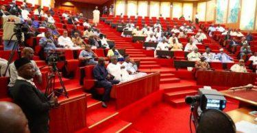 War in Senate over new electoral law
