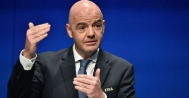 Infantino okays use of VAR at World Cup amid criticism
