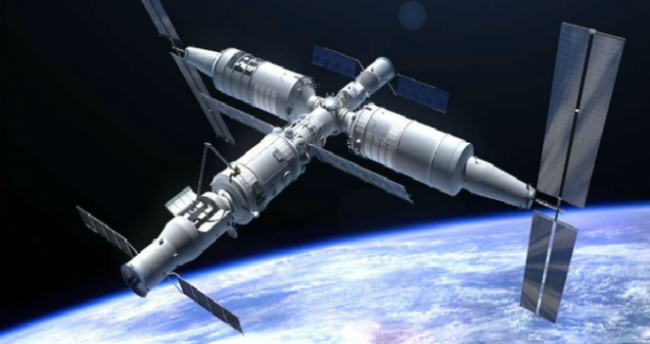China's space station Tiangong-1 set to fall back to Earth
