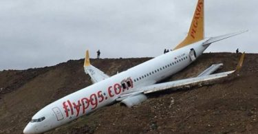 Turkish plane carrying 11 passengers crashes