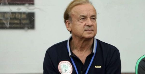 Rohr speaks on new formation for Super Eagles