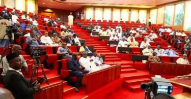 Senate angry as corper shot by cop dies because hospital refused to treat her without police report