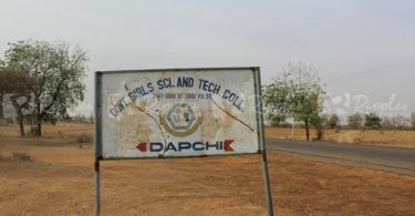 Just In.... Jubilation in Dapchi over reports abducted schoolgirls have been released
