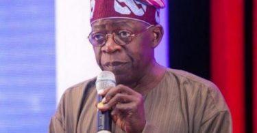 OYEGUN TENURE ELONGATION: Buhari has saved our party from turmoil —Tinubu