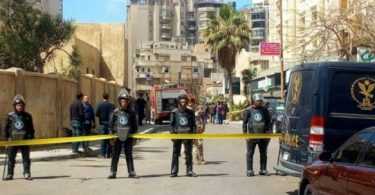 Egyptian police track down, kill 6 suspects in connection with Alexandria bombing