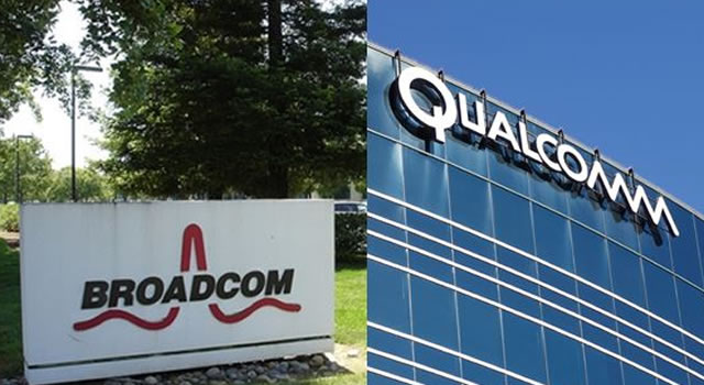 Qualcomm requests security review of Broadcom bid By