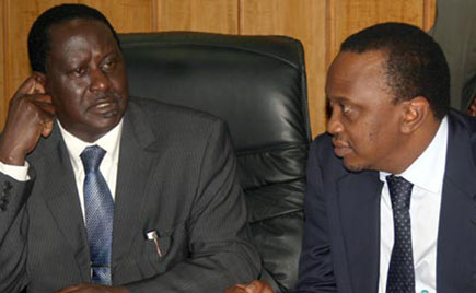 More leaders react after Uhuru, Raila meeting