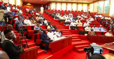 Senate to pass 2018 budget May 16