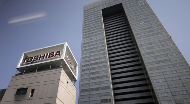 Toshiba to sell chip unit by June