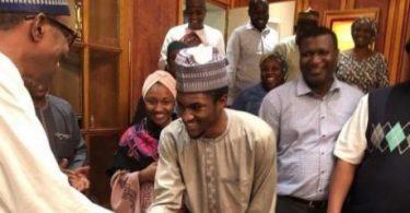 MOTORBIKE ACCIDENT: Yusuf Buhari returns after medical trip abroad
