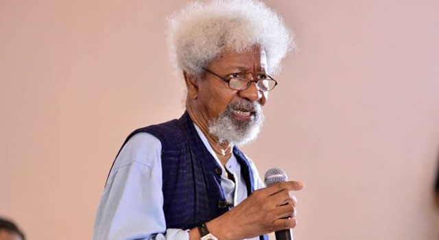 Soyinka tells Third Force what to do if group must make impact in 2019