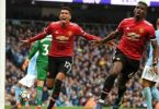 Pogba inspires incredible comeback as Man Utd delay City's EPL triumph