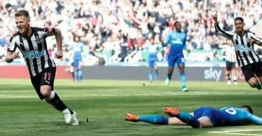 Iwobi starts in Arsenal's defeat at Newcastle