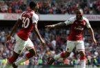 Iwobi starts as Arsenal thump West Ham