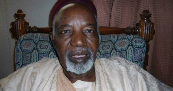 To be Nigerian president, it's either you're a thief, or supported by thieves —Balarabe Musa