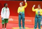 C'wealth Games: Obazuaye wins silver in women's TT6-10; Quadri reaches final