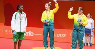 C'wealth Games: Obazuaye wins silver in women's TT6-10; Quadri reaches final