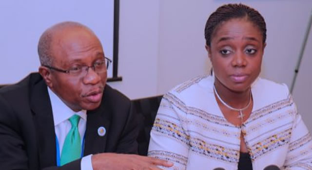 $462m withdrawal: Senate summons Adeosun, Emefiele