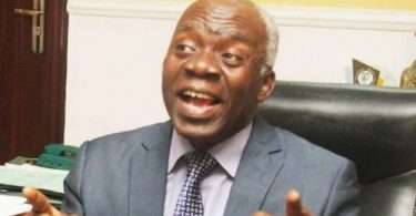 No law says National Assembly can't seat without mace —Falana